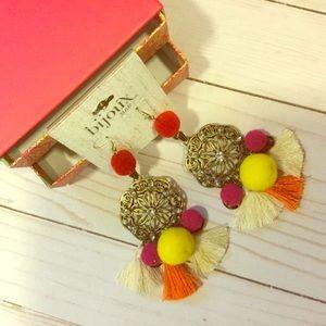 bijoux BAR earrings